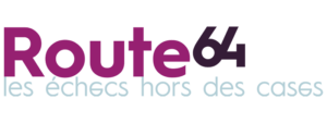 Route64 : les échecs hors des cases